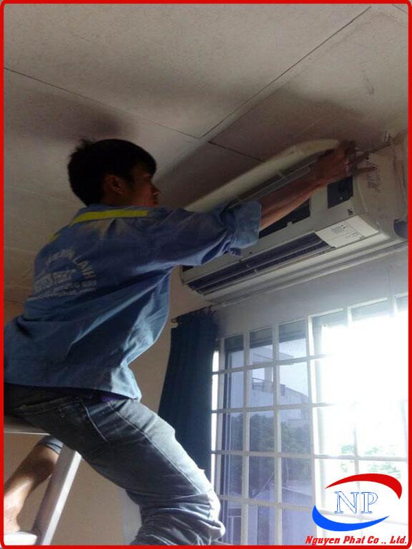 Lắp đặt bảo trì máy lạnh tại KCN Linh Trung Thủ Đức