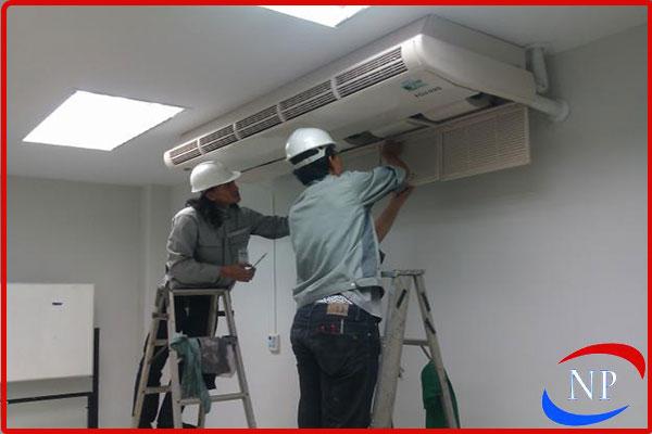 Lắp đặt máy lạnh tại Thủ Dầu Một Bình Dương thumbnail