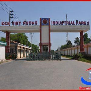 Lắp đặt máy lạnh tại KCN Việt Hương
