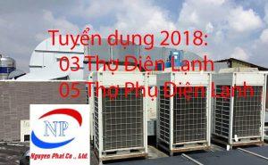Thông Báo Tuyển Dụng 2018 thumbnail