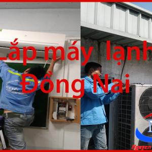 Lắp máy lạnh Đồng Nai