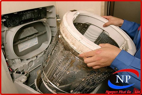 Sửa máy giặt lồng đứng tại Bình Dương