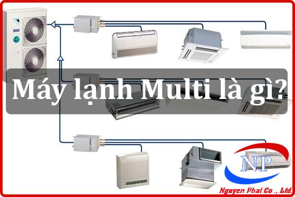 Máy lạnh Multi là gì? Ưu điểm của máy lạnh Multi thumbnail